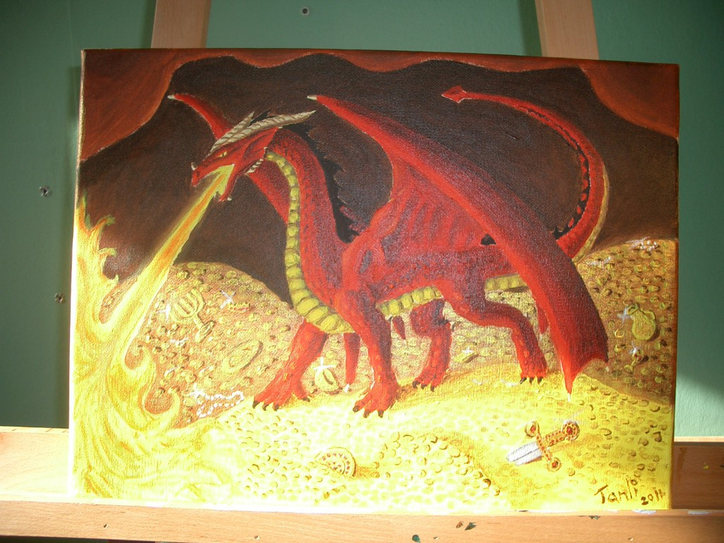 Red Dragon 2011